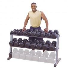 Body-Solid Pro Dumbbell Rack (GDR60)